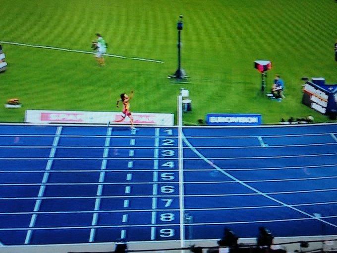 #Atletismo ¡¡SUBCAMPEÓN DE EUROPA!! ENORME @SUBETEALCARRO conquistando la plata en los obstáculos de #Berlin2018 con @danielarce_ sexto. ¡¡FELICIDADES!! Photo
