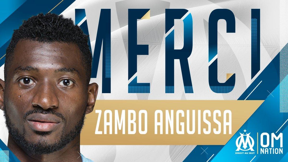 @OM_Officiel annonce le départ de André-Frank Zambo #Anguissa vers @FulhamFC .#TeamOM #OMNation #myOM #OM #Marseille #Londres #FulhamFC  - FestivalFocus