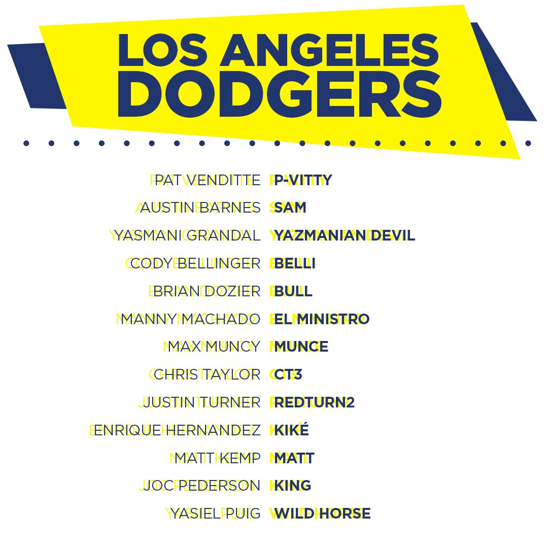 974fe56746165f Los Angeles Dodgers on Twitter: