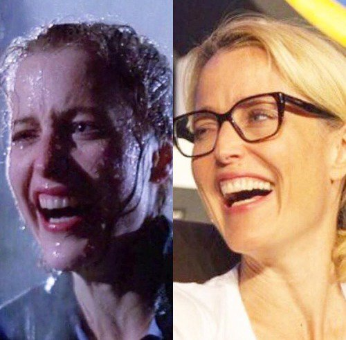 Happy 50th Birthday Gillian Anderson...may you remain iconic both in fiction and in reality.