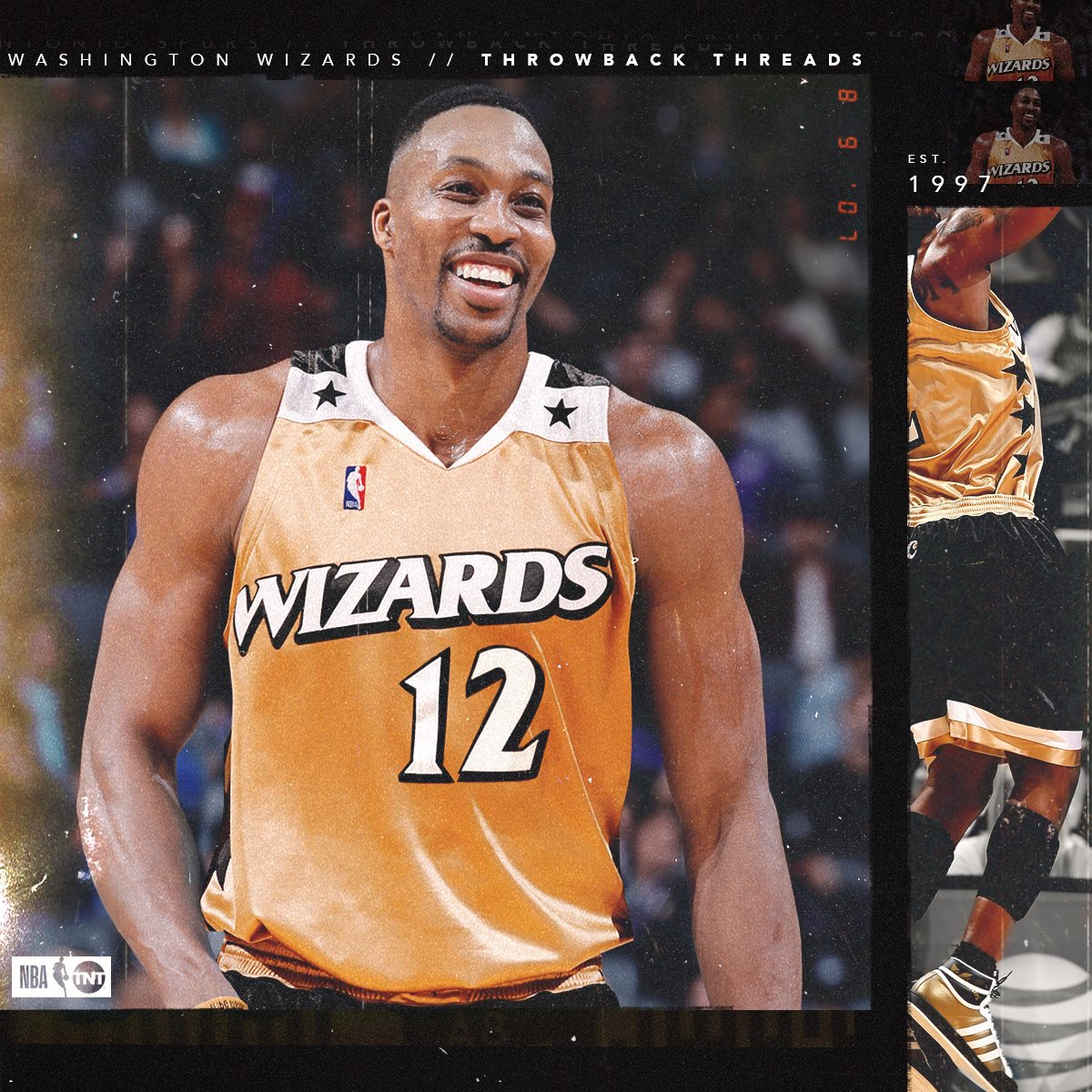 All smiles in Washington for @DwightHoward! ��  Throwback Threads x #TBT �� https://t.co/d6f0SFxIWe