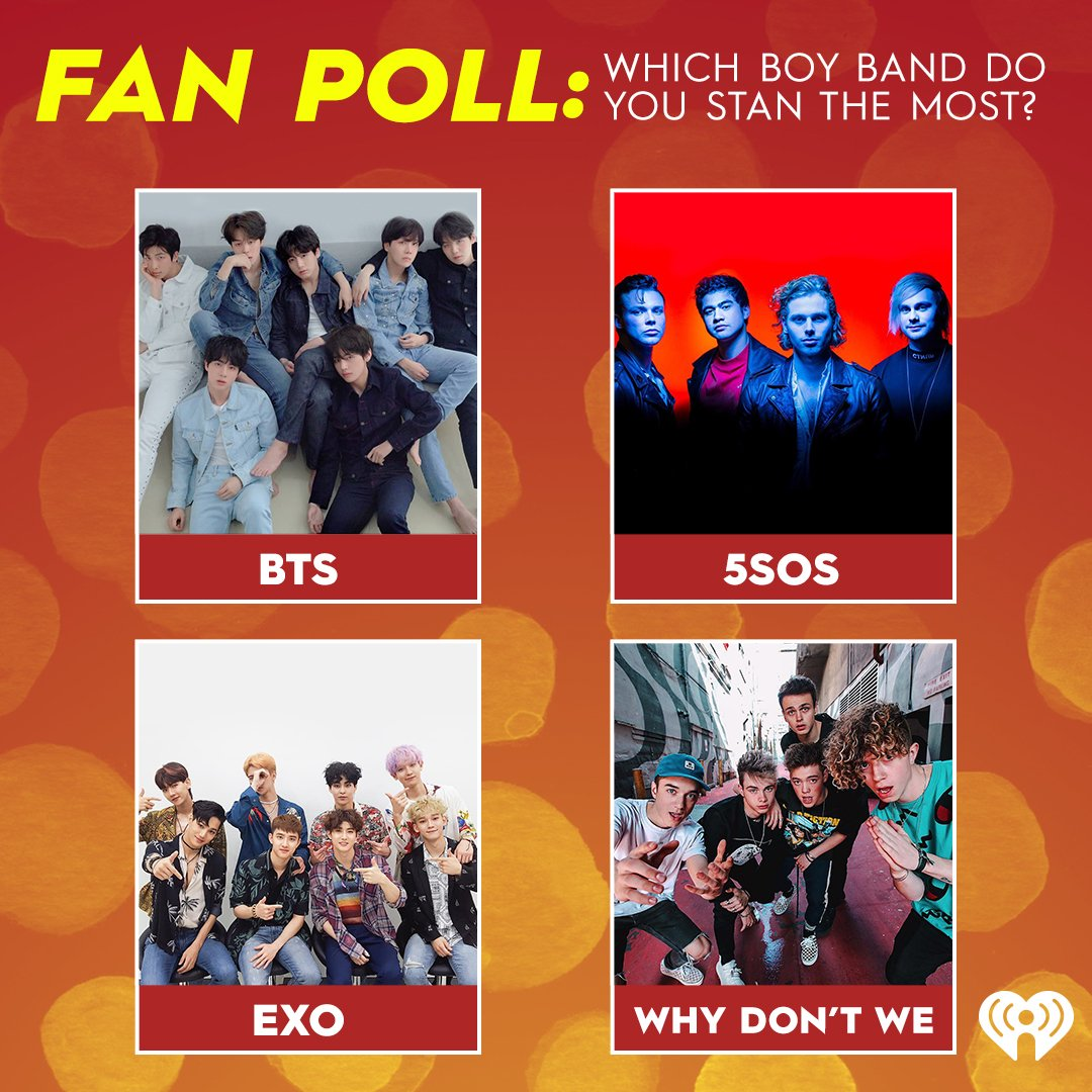 Who do you stan the most?
