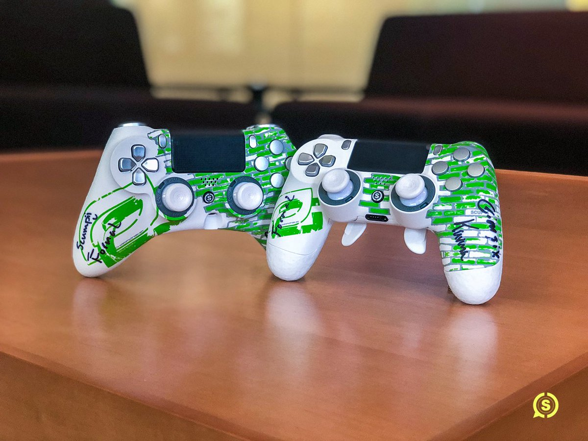 A year ago @OpTicGaming started their historic #CWLChamps championship run! Were giving away these two signed SCUFs from that roster to two lucky winners. Just RT this, follow @ScufGaming and @OpTicGaming to be entered! Winners picked 8/13. #TBT