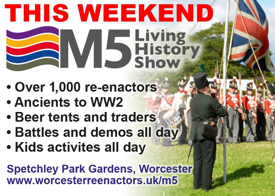 Worcester Reenactors (@Worc_Reenactors) | Twitter