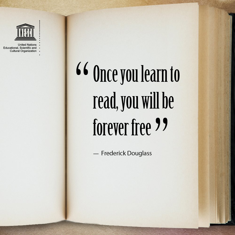 Books have the power to promote open &amp; inclusive knowledge societies!    https:// on.unesco.org/2GHkrfo  &nbsp;   #BookLoversDay <br>http://pic.twitter.com/ZwRAcP3DZ3