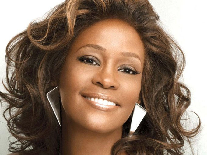 Happy Birthday Whitney Houston (d. 2012)