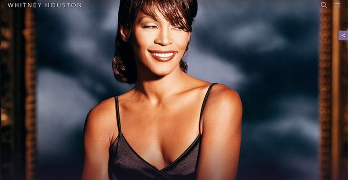 Happy birthday to the late great Whitney Houston!