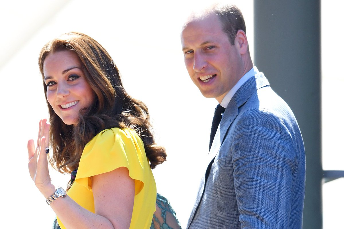 This is how #KateMiddleton and #PrinceWilliam are spending their month off: https://t.co/etuhHUSxEv
