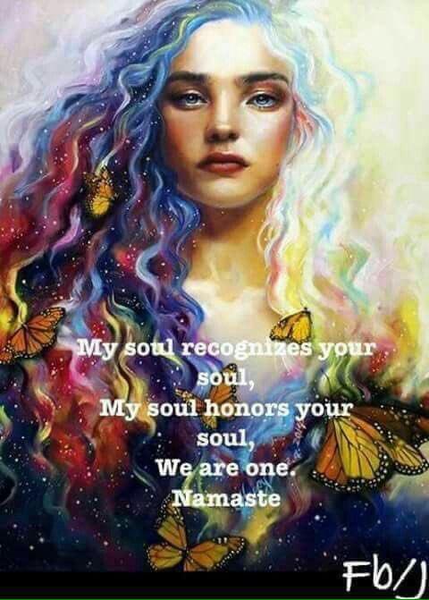 El Diablo On Twitter My Soul Recognises Your Soul My Soul