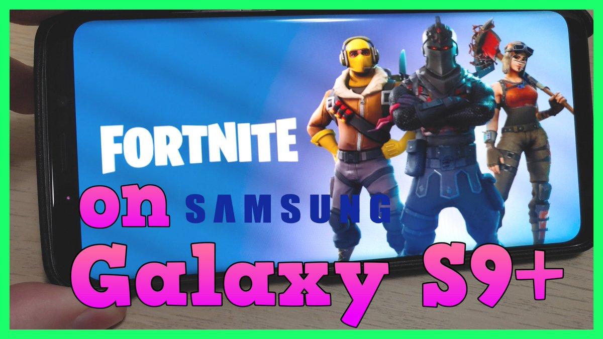 FORTNITE on the Galaxy S9+ [WATCH]  https:// youtu.be/sNLGRevk5TI  &nbsp;   . #Fortnite  #Samsung #Note9 #GalaxyNote9 #GalaxyS9Plus #Unpacked2018 #Unpacked @FortniteGame<br>http://pic.twitter.com/csf1R1fKvb