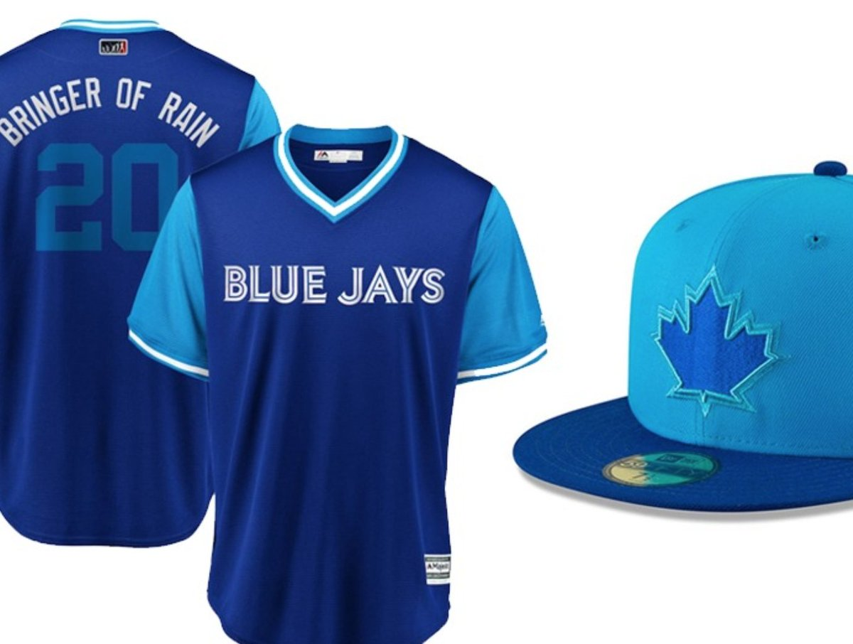 39c6702ff The  BlueJays reveal their complete list of Players  Weekend nicknames!  http   ow.ly KtEr30llupM pic.twitter.com oBdzAKixR6