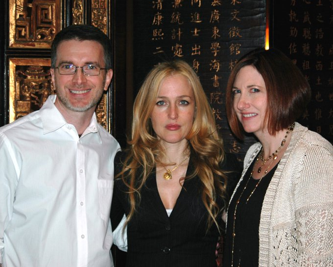 Happy birthday to amazing Gillian Anderson!