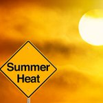 Image for the Tweet beginning: Due to excessive heat projected