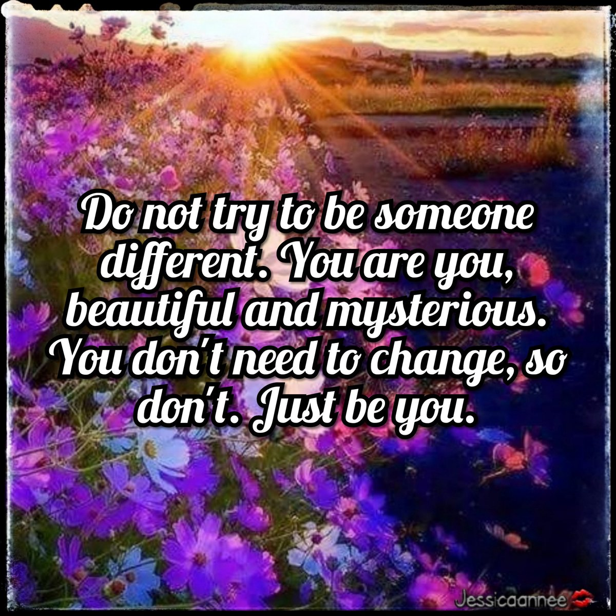 Changing the world one post at a time  °You are you, beautiful and mysterious. You don&#39;t need to change.°    #MakeChesterProud #StayStrong #MentalHealthAwareness #SuicidePrevention #positivementalattitude #sicknotweak #KeepThePromise #MotivationalQuotes #EndTheStigma<br>http://pic.twitter.com/TGwoYVZMXq