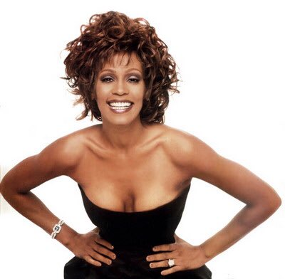Happy Birthday Whitney Houston!!! RIP!