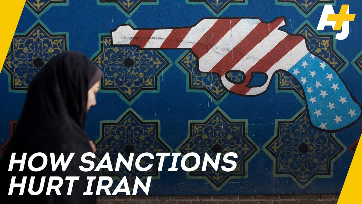 The Trump admin. withdrew from the 2015 Iran nuclear deal and reimposed sanctions last year, despite IAEA confirmation that Iran is complying with the deal.  This is how those sanctions are affecting Iranians.