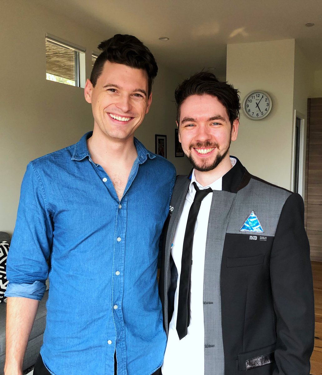 I finally tracked down @BryanDechart an incredibly person along with his wife @AmeliaRBlaire ! videos coming soon :)