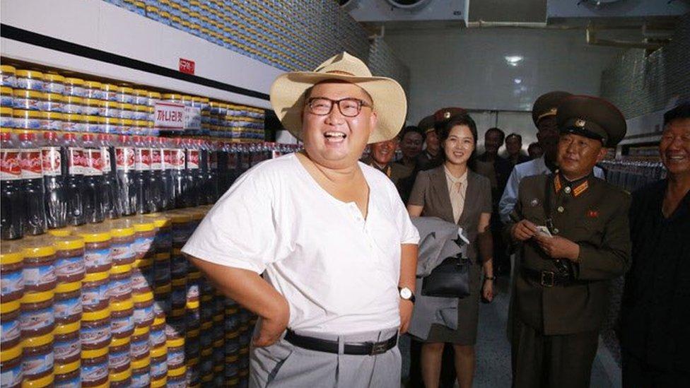 buzzort's photo on Kim Jong-Un