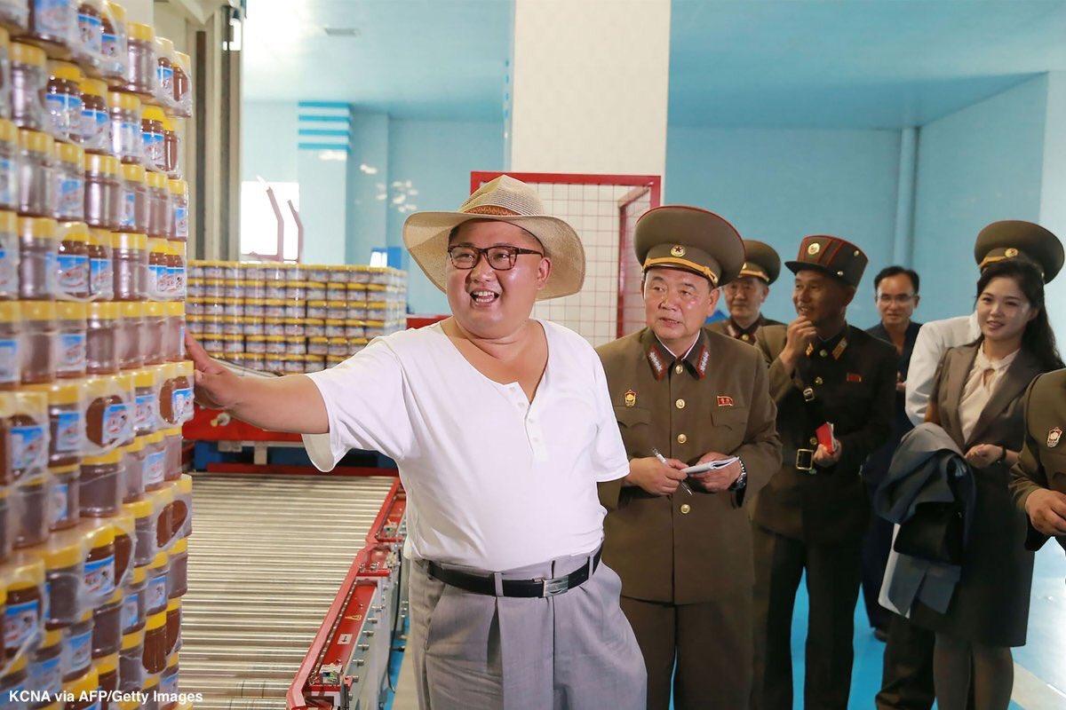 luiz's photo on Kim Jong-Un