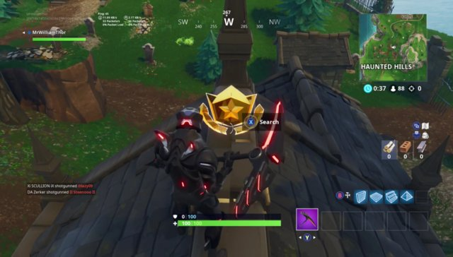 How to solve the &quot;Follow the treasure map found in Snobby Shores&quot; challenge - Season 5 Week 5 | Fortnite INTEL  https:// fortniteintel.com/2018/08/09/how -to-solve-the-follow-the-treasure-map-found-in-snobby-shores-challenge-season-5-week-5/ &nbsp; …  #fortnitebr #fortniteseason5 #pcgamers #ps4 #xboxone #mobilegaming @TwitchSharer @flyrts @demented_rts @gfxcoach @supstreamers @flow_rts<br>http://pic.twitter.com/BxzC6ll2Eo
