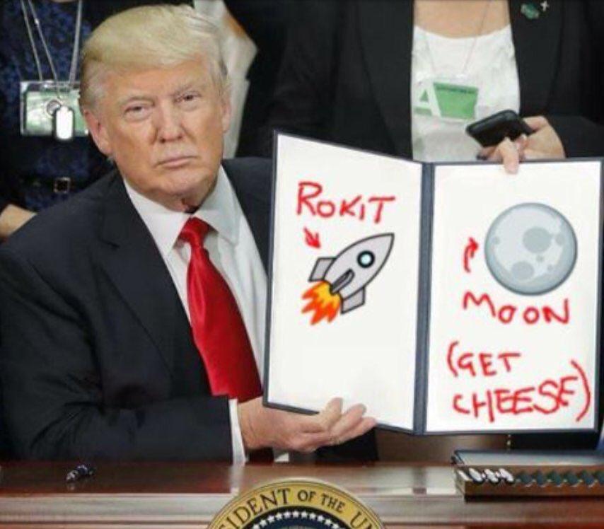 Kate Doolan's photo on #SpaceFarce