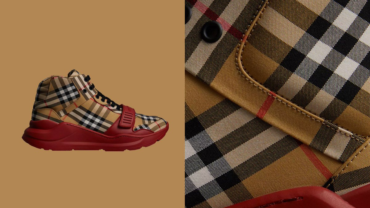 f8906f8f4c3 The Burberry Check Gets   Latest News