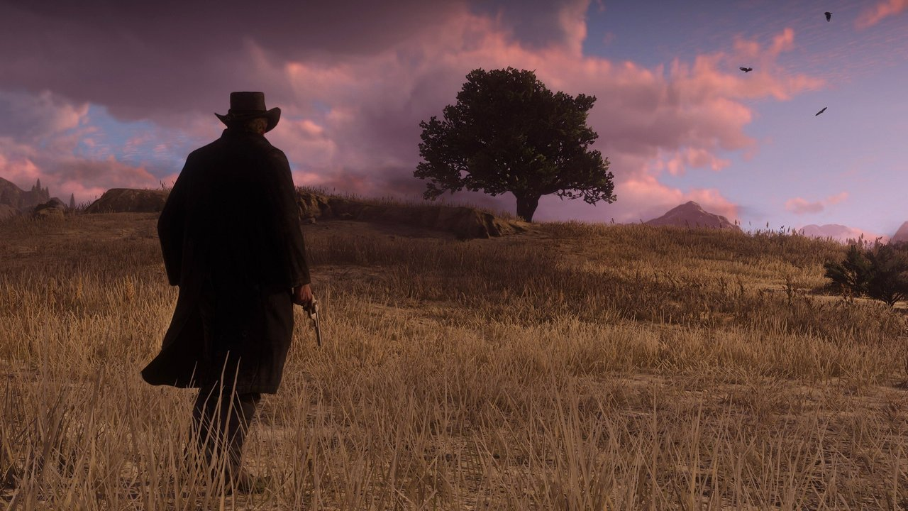 Red Dead Redemption 2 has been confirmed to run in 4K on the PS4 Pro!  https://t.co/Pffdqc8e5B https://t.co/2TxZfSmtbq