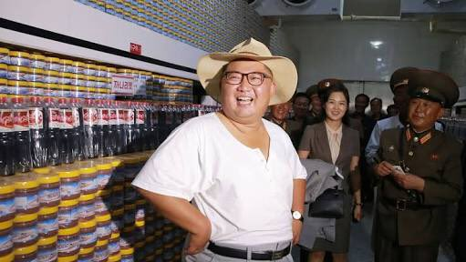 MAURICIO MANCERA's photo on Kim Jong-Un