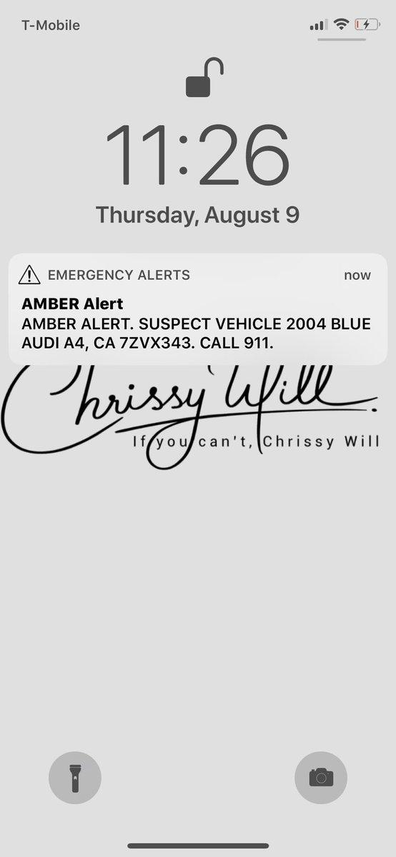 Chrissy Williams's photo on #AmberAlert