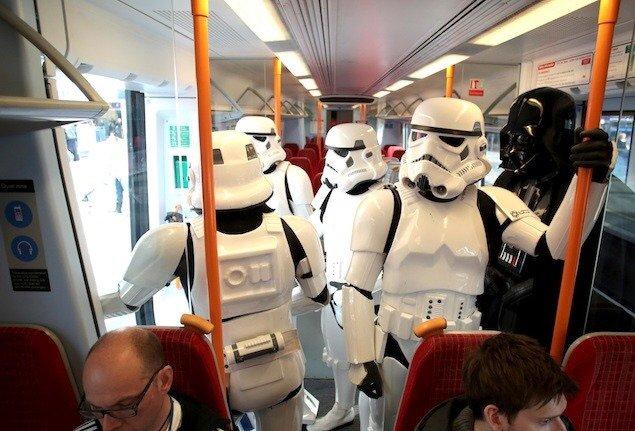 Senior citizens on buses. #WhatIStandUpForIn4Words <br>http://pic.twitter.com/gMMRFd4HCD