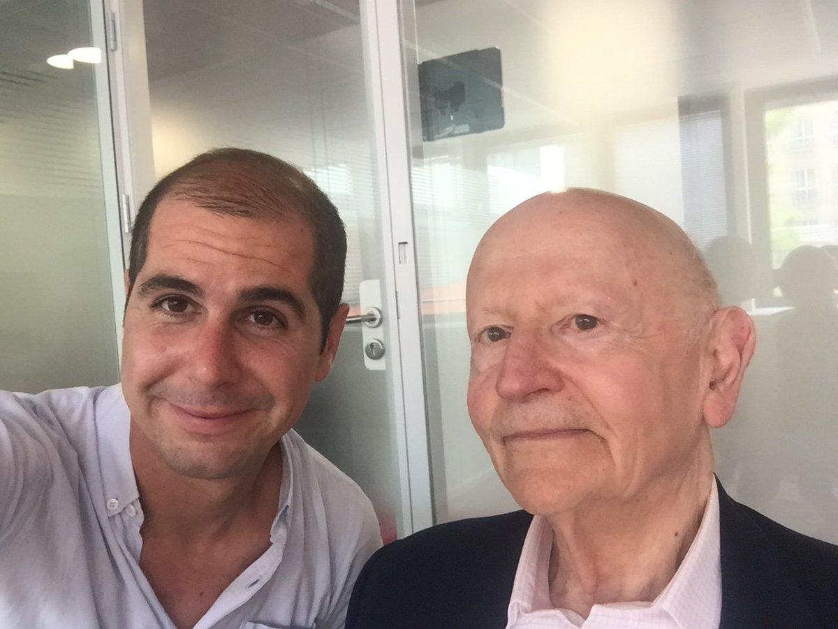 🔴🔜 8h20, #RTLMatin : Drôle de rencontre avec @CyprienCini ➡ L' essayiste Gilles Jacob >> https://t.co/ESdrCNCy7j