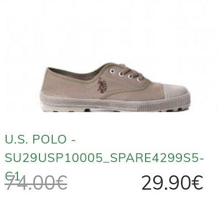 http://picadella.letsell.comSneakers U.S. Polo da € 29.90 su Picadella!!!#SanLorenzo #Bermuda #BizioEGigi6 #blockchain #GalaxyNote9 #buongiorno #10agosto #estate #saldi #sconti #shoppingonline #scarpe #shoes #sneakers #uspolo #moda #outlet #agosto #vacanze #brand #stile #uomo  - Ukustom