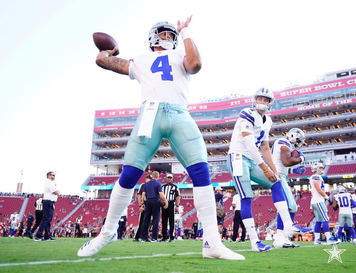 Dallas Cowboys's photo on #DALvsSF