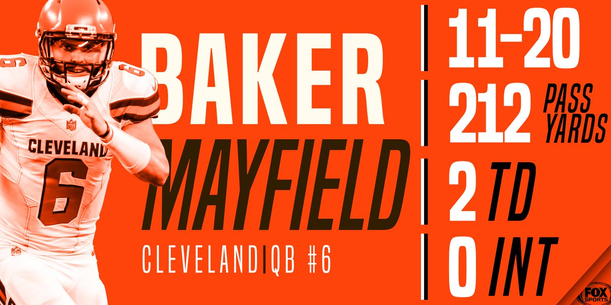 FOX Sports: NFL's photo on Baker Mayfield