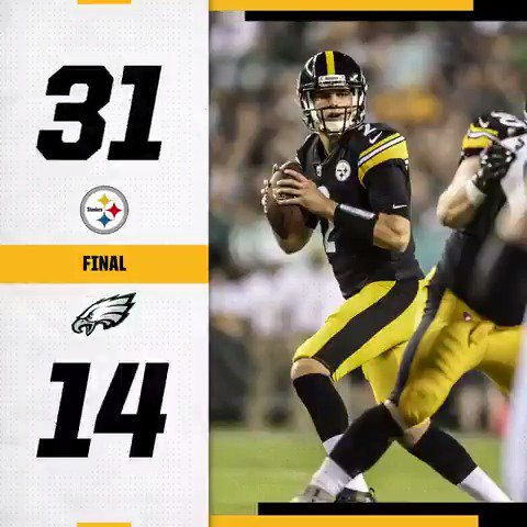 Final score from Philadelphia. https://t.co/7qpq4XoAqL