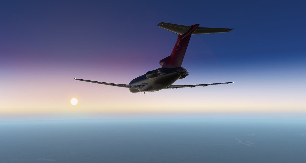 Flyjsim 727 V3 Liveries