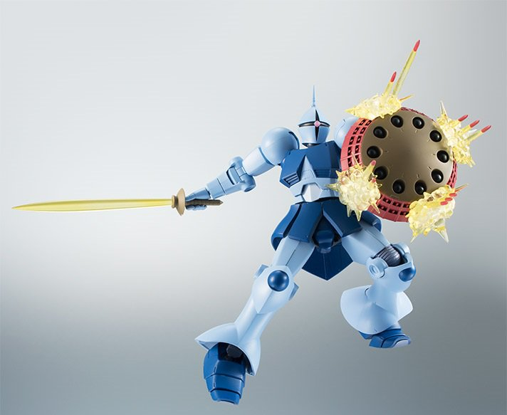 ROBOT魂 機動戦士ガンダム  YMS-15 ギャン ver. A.N.I.M.E.に関する画像10