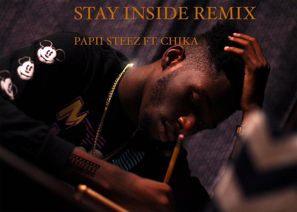 "Just Released A Remix To My Song ""Stay Inside"" Ft. @oranicuhh itunes.apple.com/us/album/stay-…"