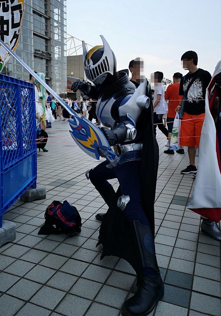 仮面ライダーナイト #C94コスプレ