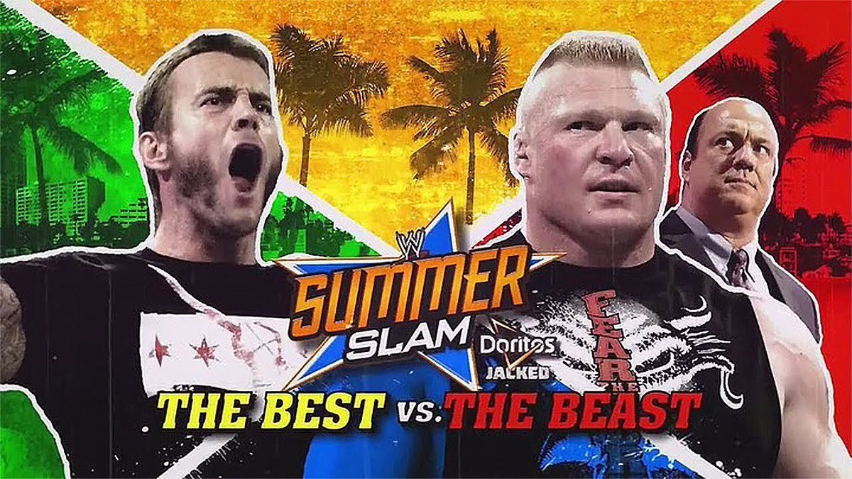 Time for #FollowFriday.  Help grow the #wrestling community.  #Follow everyone who #RT and #Like the tweet, including me.  Comment with your Favorite Summerslam Match of All Time.  #IFB #FOLLOWBACK #FF #FollowTrain #WWE #SummerSlam<br>http://pic.twitter.com/QxFmllCpAS