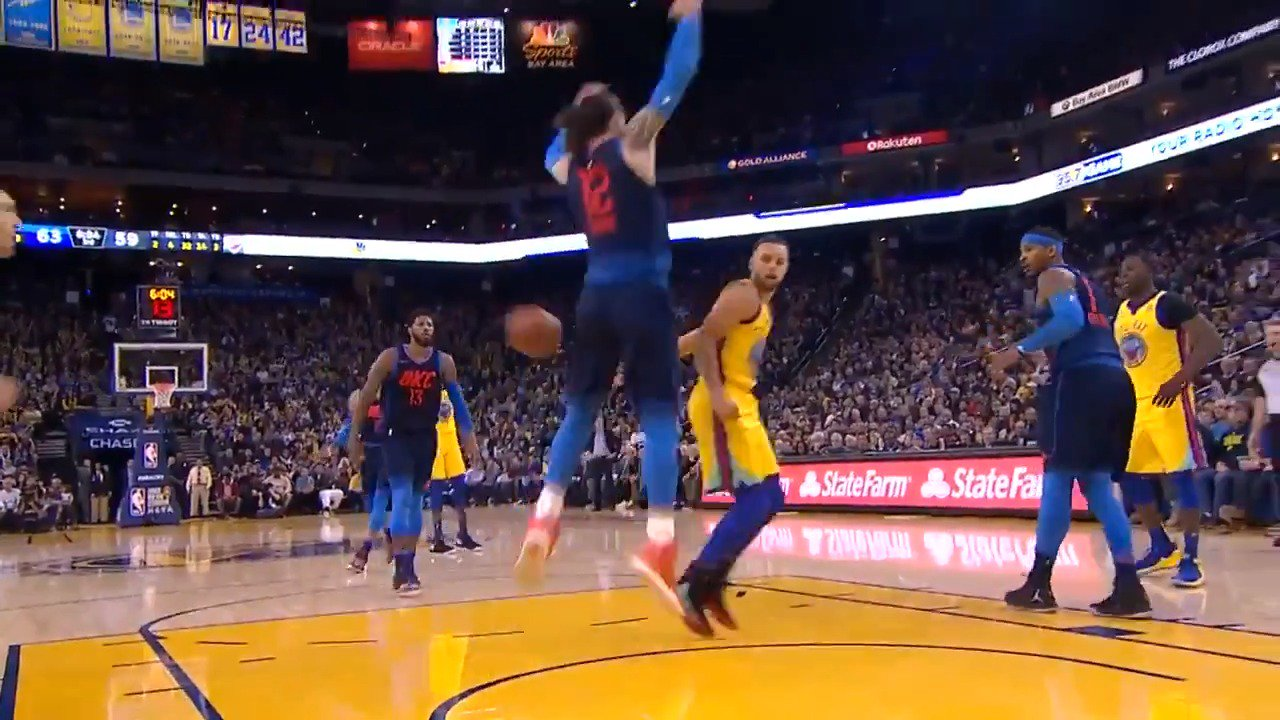 It wouldn't be #NBAAssistWeek without some Steph highlights �� https://t.co/wfzCjvXaVU