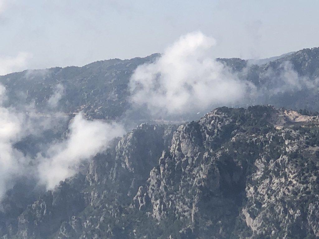 الحياة مع الغيوم... #برود