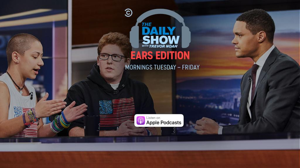 """Women are harassed for breastfeeding their children in public, @roywoodjr gives his take on the first African-American """"Peanuts"""" character, and March for Our Lives activists @Emma4Change and @MattxRed stop by.   Listen and subscribe:  https:// on.cc.com/2nnyv5I  &nbsp;  <br>http://pic.twitter.com/FuOpH5cLY2"""