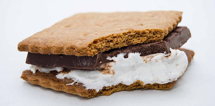 How do you make yours? #NationalSmoresDay <br>http://pic.twitter.com/zS8BTobYh0
