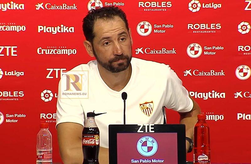 """#Machin (all. #Siviglia): """"#NZonzi non giocherà in Supercoppa contro il #Barcellona"""" #Calciomercato #AsRoma https://romanews.eu/notizie-roma/machin-all-siviglia-nzonzi-non-giochera-in-supercoppa-contro-il-barcellona/  - Ukustom"""