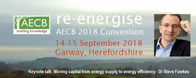 Don't miss keynote speaker @DrSteveFawkes at #AECB2018. Opening talk on moving capital from energy supply to #energyefficiency. Full program at:  http:// bit.ly/AECB18  &nbsp;  <br>http://pic.twitter.com/wbhDM2D9zW