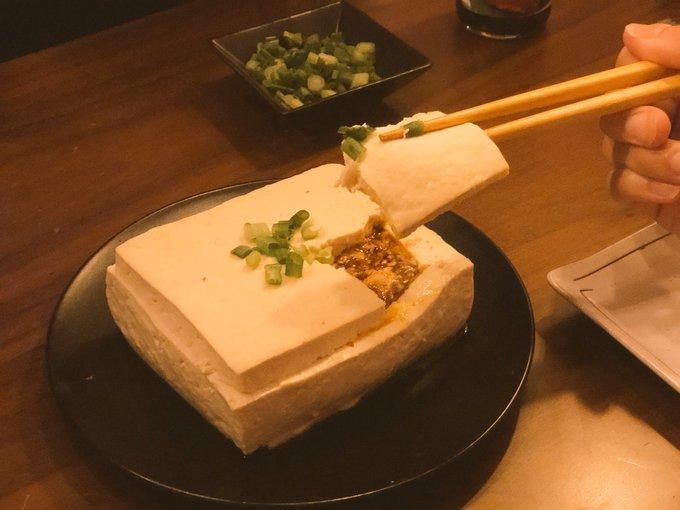 妻が手間暇かけて作ってくれた麻婆豆腐の様子が何かおかしい🤔