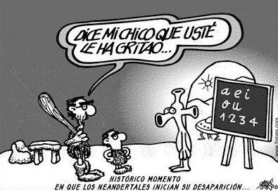 #Buenosdiasatodos y todas #felizViernes #ViernesIntratable #BuenosDíasmundo #FelizFinde #Buenfinde #10Ago #viñeta #forges #10DeAgosto #Humor #Chiste #Viñeta #Sociedad #Historia #Prehistoria #Humanidad<br>http://pic.twitter.com/Q7rEjxqSUc