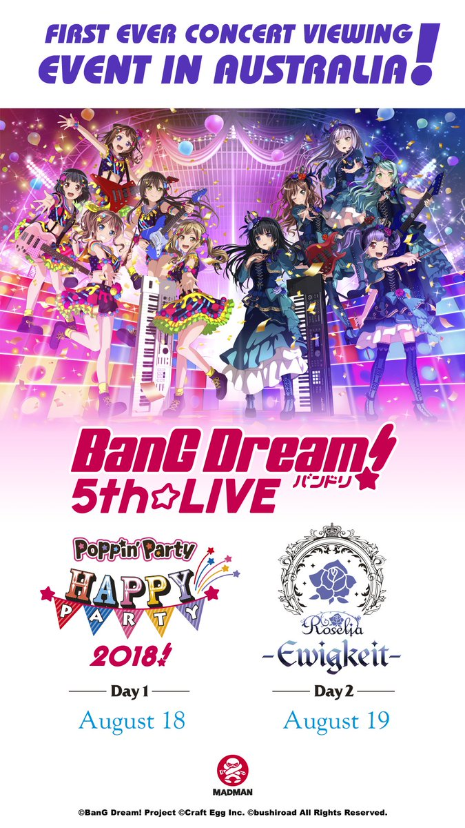 BanG Dream! GBP's photo on ON SALE