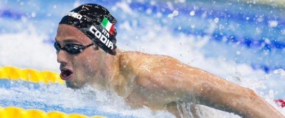 #Europei di #nuoto, il #triestino #Codia medaglia d\